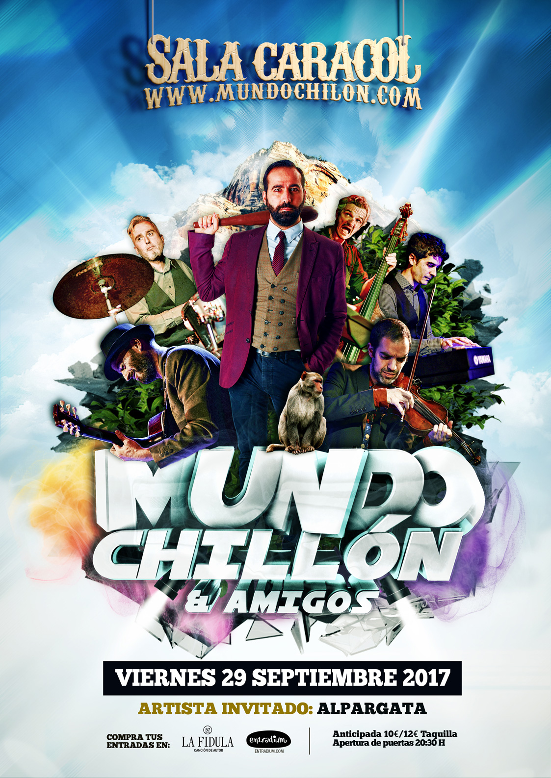 MUNDO CHILLON & AMIGOS